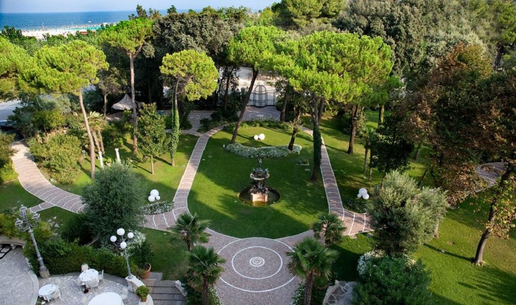 Достопримечательности Римини - Парк Федерико Феллини
