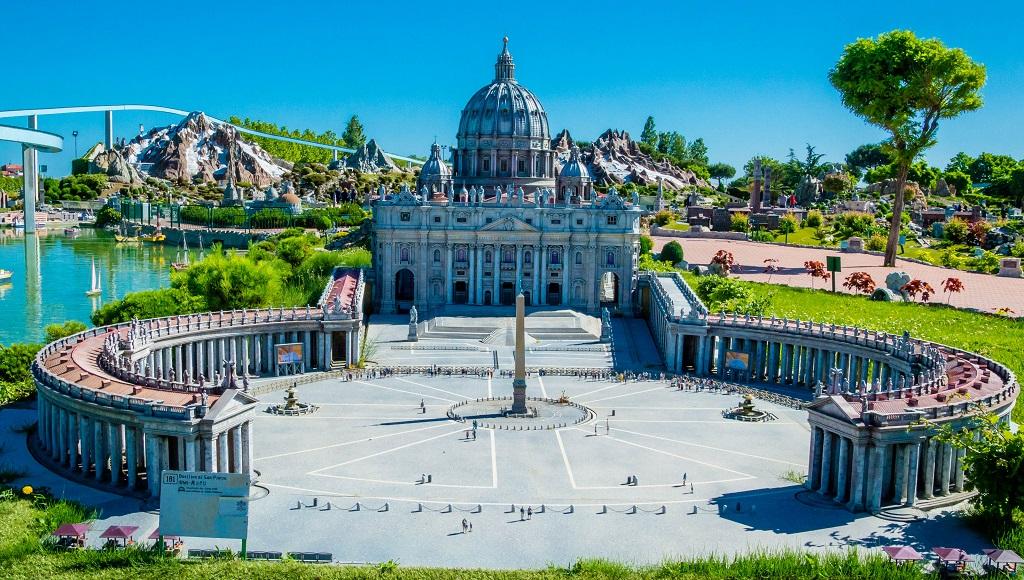 Достопримечательности Римини - Парк Италия в миниатюре