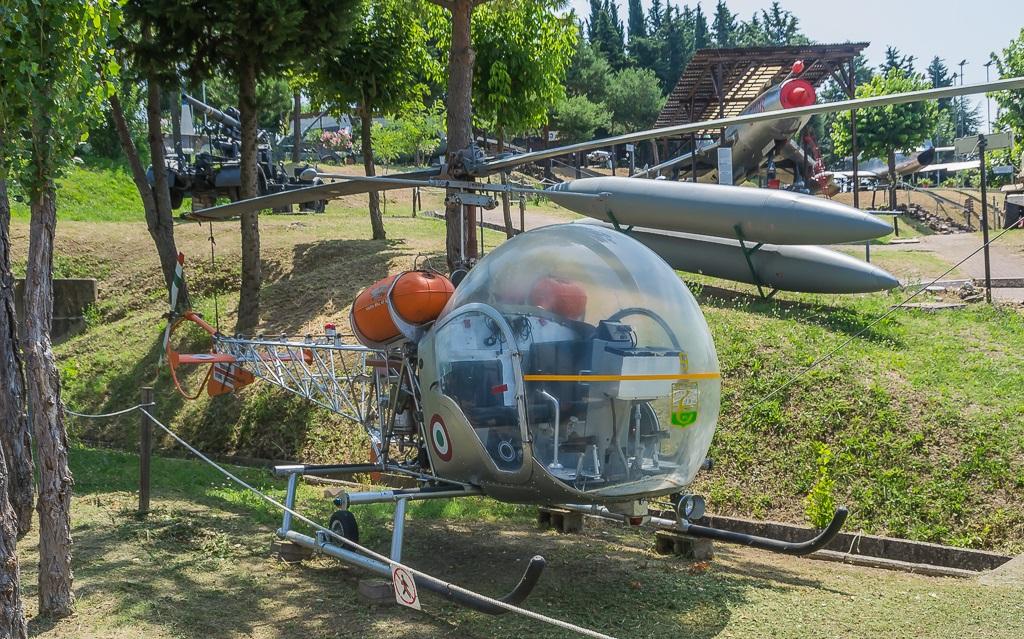 Достопримечательности Римини - Тематический парк-музей авиации
