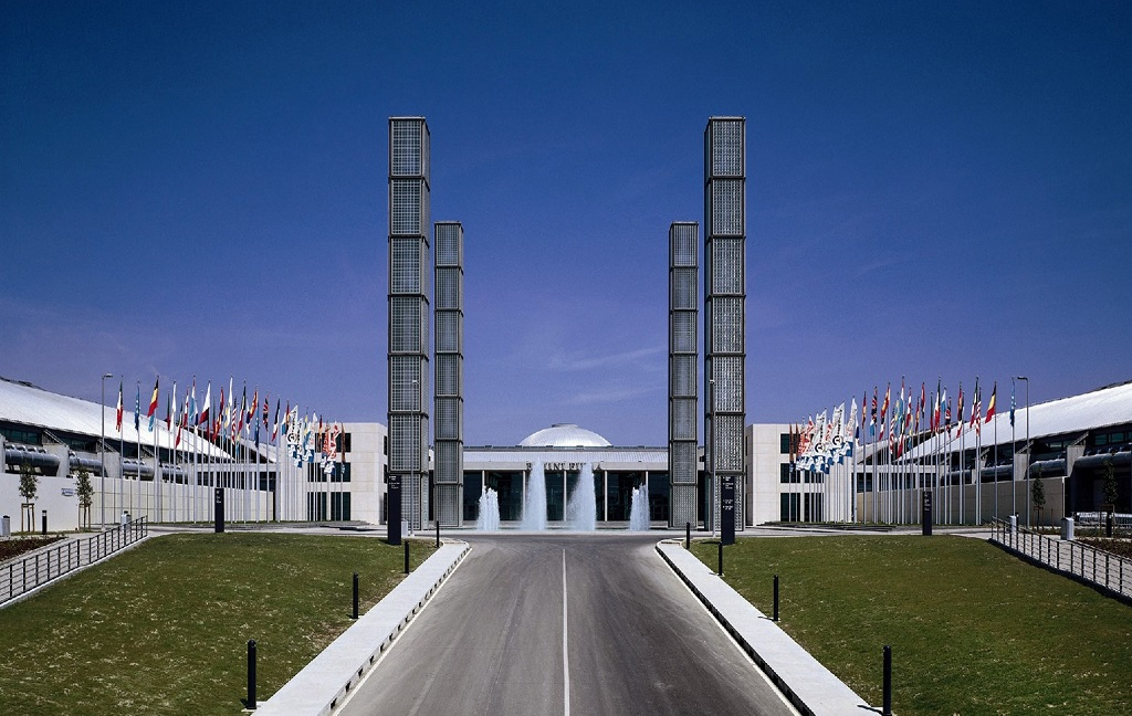 Достопримечательности Римини - Выставочный комплекс Rimini Fiera