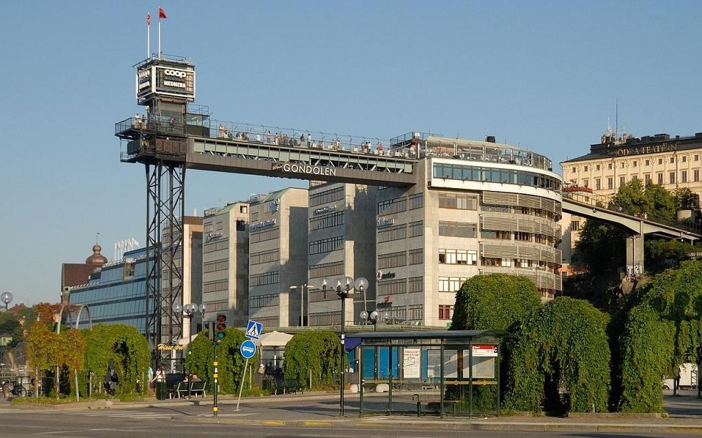 Достопримечательности Стокгольма - Катаринахиссен