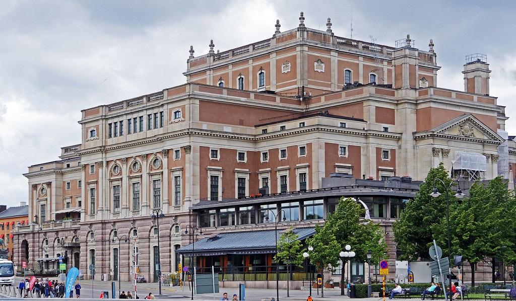Достопримечательности Стокгольма - Королевская опера