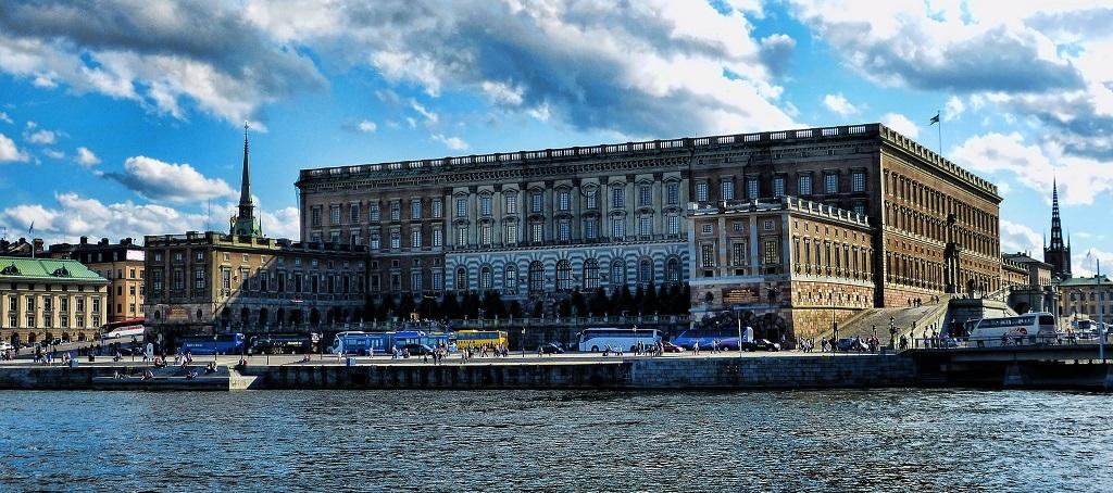 Достопримечательности Стокгольма - Королевский дворец