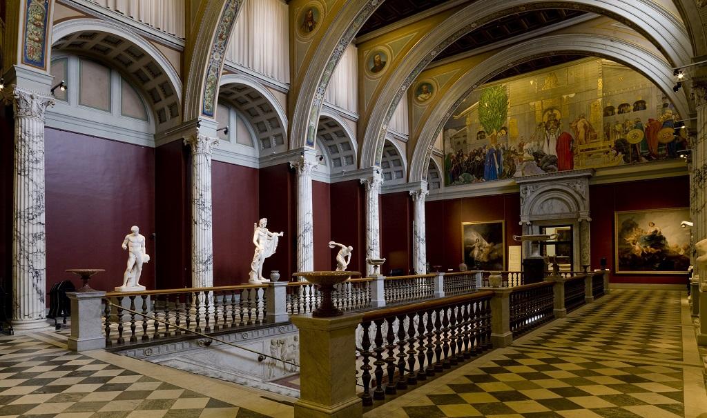 Достопримечательности Стокгольма - Национальный музей Швеции