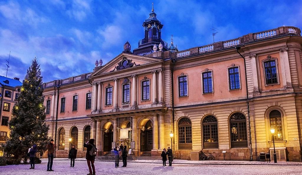 Достопримечательности Стокгольма - Нобелевский музей