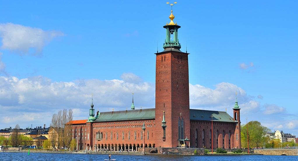 Достопримечательности Стокгольма - Стокгольмская ратуша