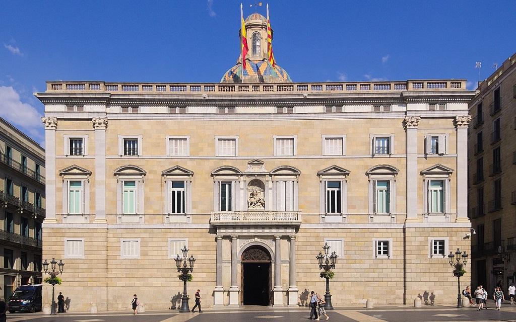 Достопримечательности Валенсии - Дворец Женералидад
