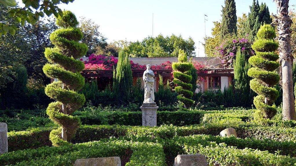 Достопримечательности Валенсии - Королевские сады