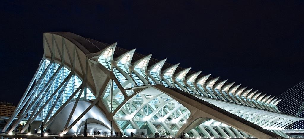 Достопримечательности Валенсии - Музей науки имени принца Фелипе