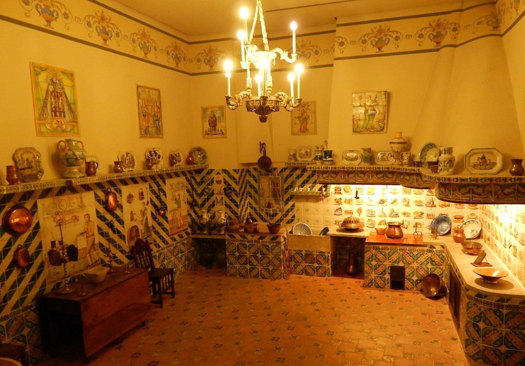 Достопримечательности Валенсии - Национальный музей керамики