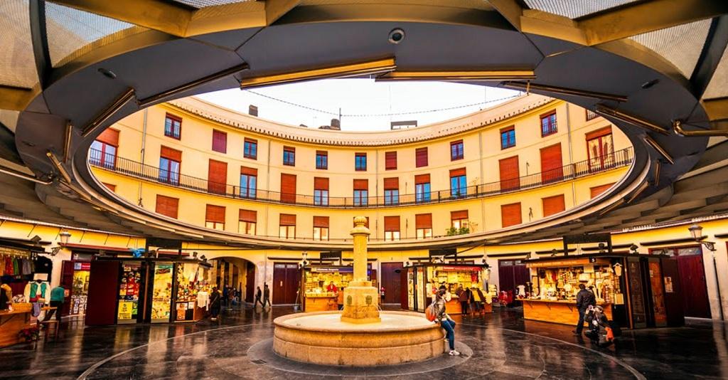 Достопримечательности Валенсии - Площадь Редонда