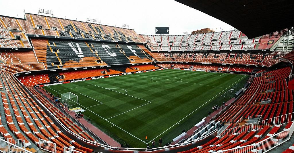 Достопримечательности Валенсии - Стадион Месталья