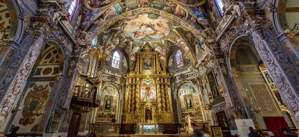 Достопримечательности Валенсии - Церковь Сан Николас де Бари и Сан Педро Мартир