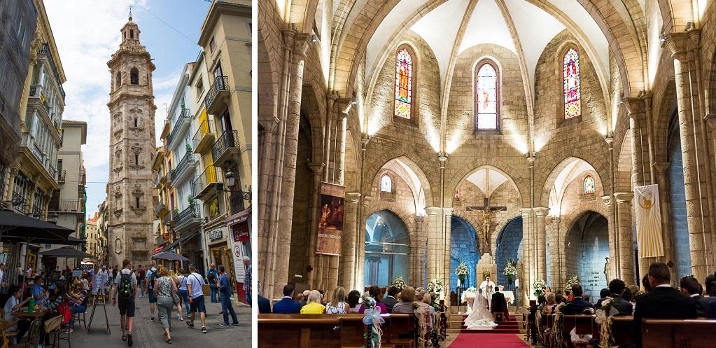 Достопримечательности Валенсии - Церковь Святой Каталины