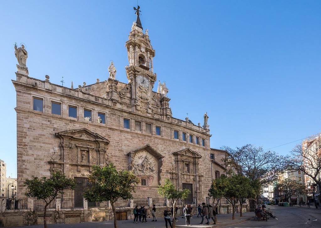Достопримечательности Валенсии - Церковь Святых Иоаннов