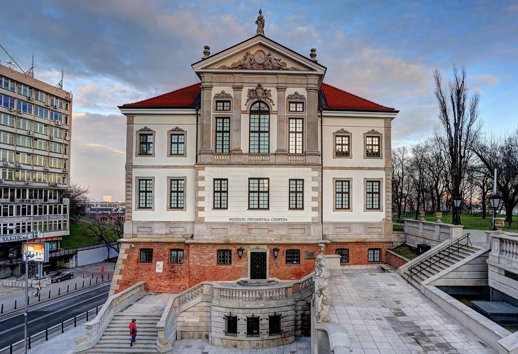 Достопримечательности Варшавы - Музей Фредерика Шопена
