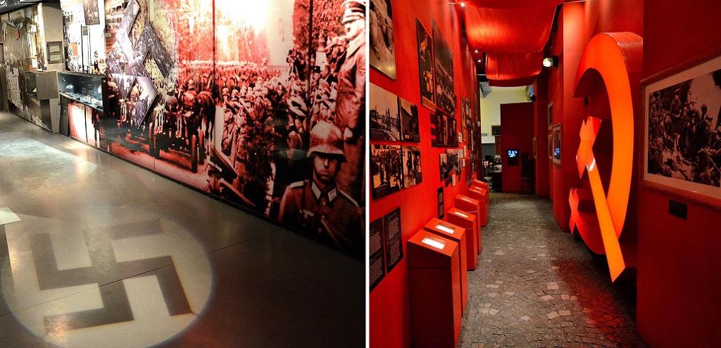Достопримечательности Варшавы - Музей Варшавского восстания