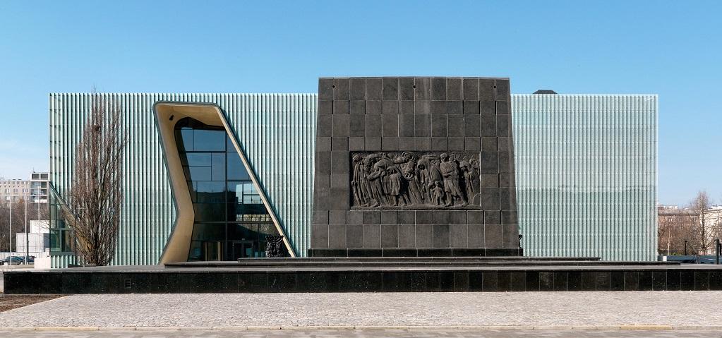 Достопримечательности Варшавы - Музей истории польских евреев