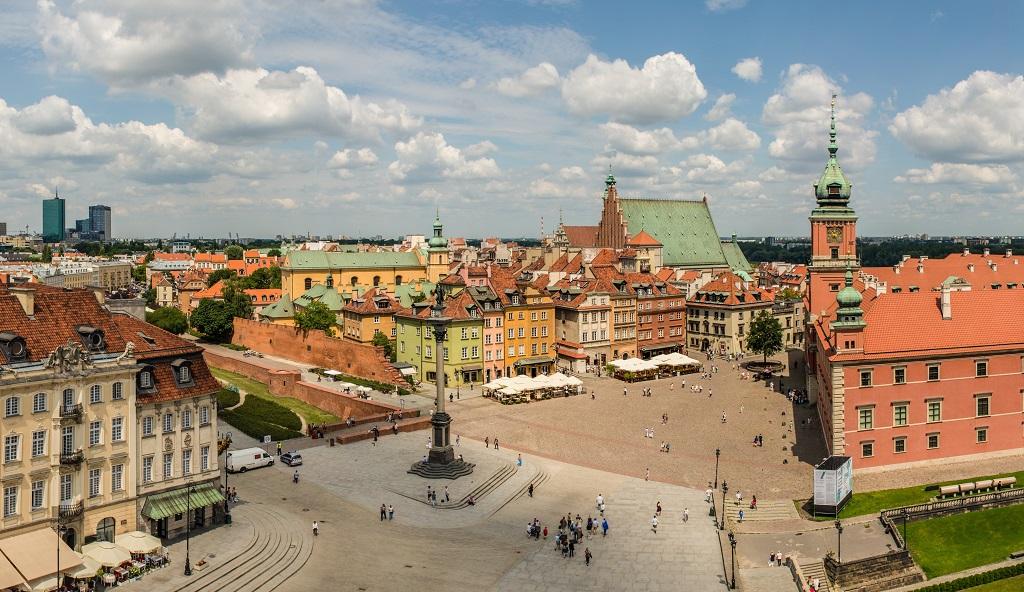 Достопримечательности Варшавы - Старе Място