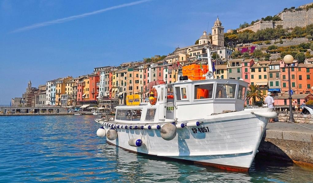Экскурсии из Генуи