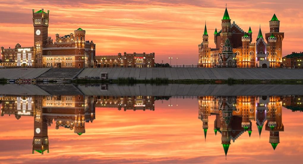 Экскурсии из Казани в Йошкар-Олу