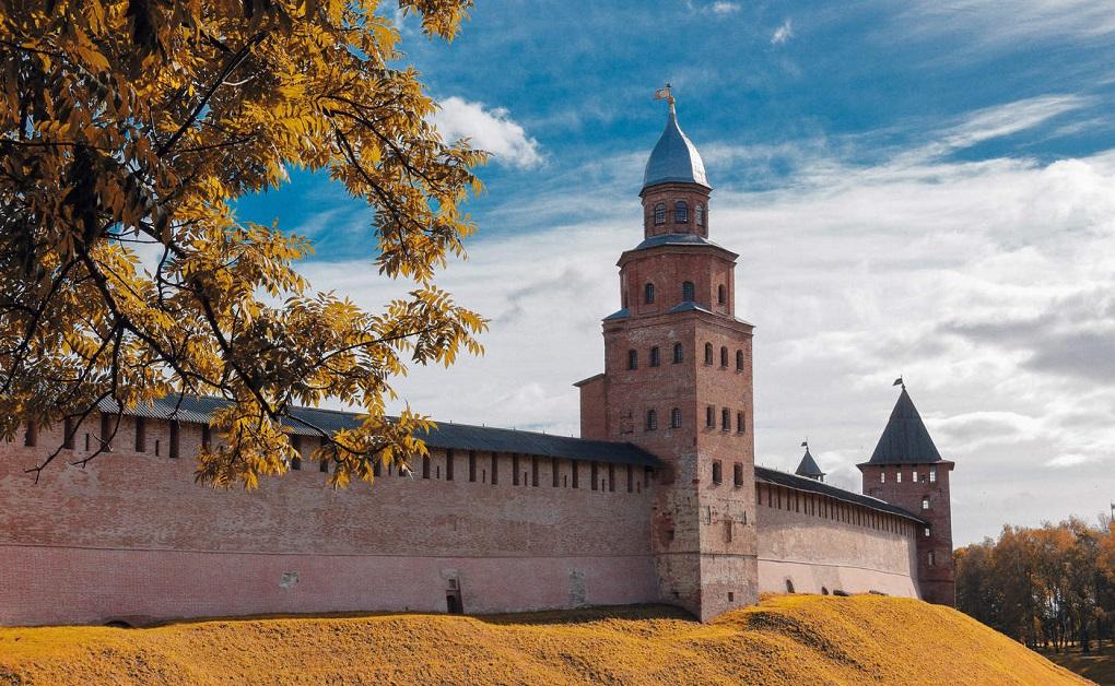 Экскурсии по Кремлю в Великом Новгороде