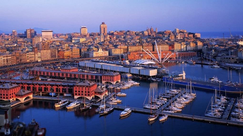 Экскурсии в Генуе на русском языке