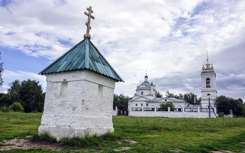 Экскурсия в Константиново из Рязани