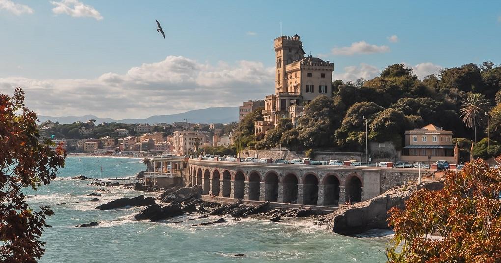 Историко-архитектурные экскурсии в Генуе