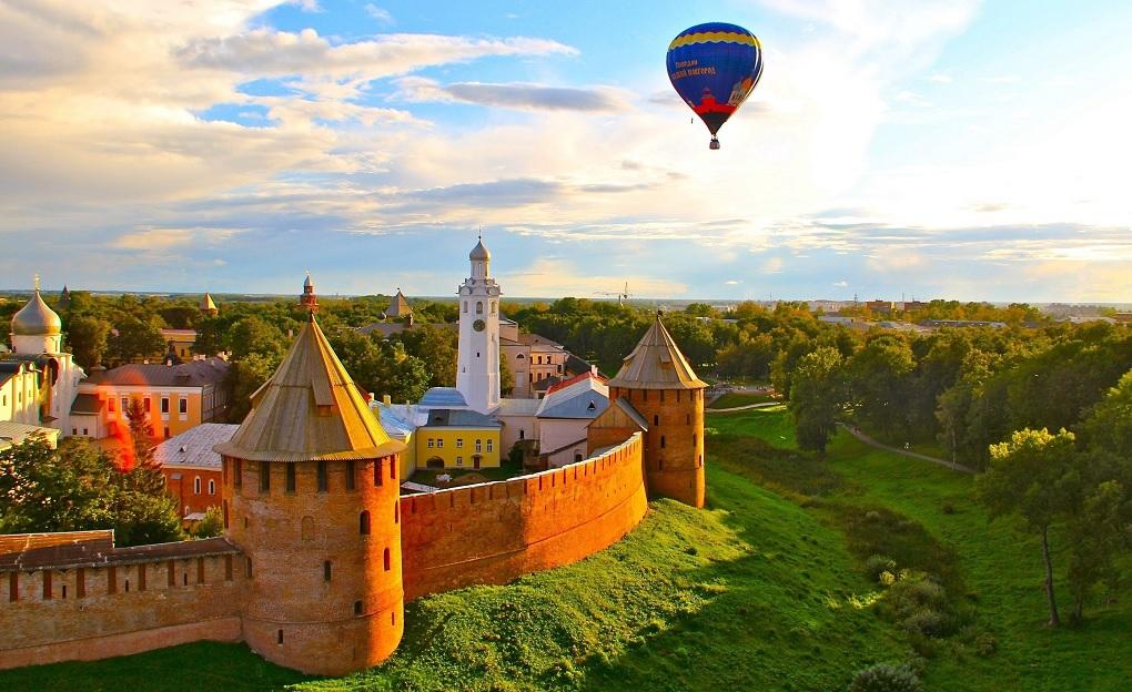 Историко-архитектурные экскурсии в Великом Новгороде