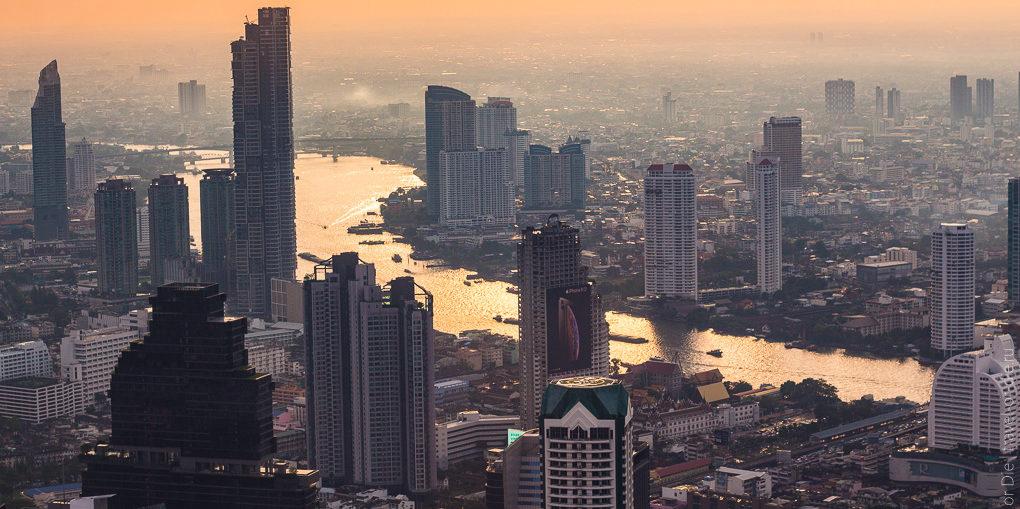 King Power Mahanakhon небоскреб Маханакхон Бангкок Таиланд