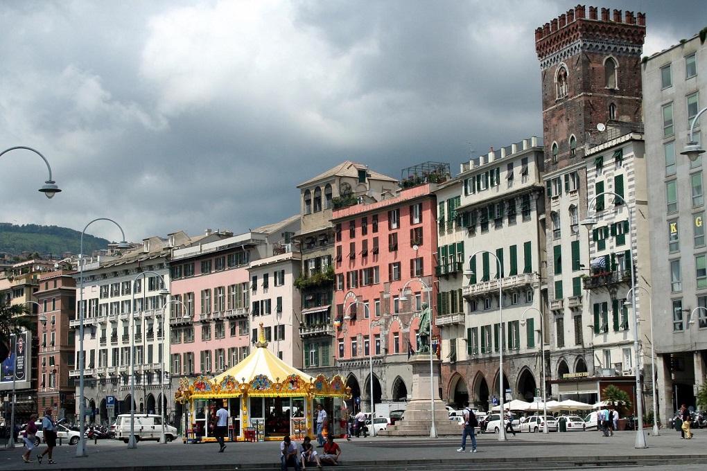 Обзорные экскурсии в Генуе