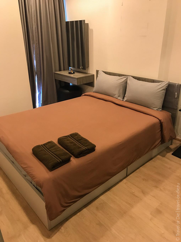 аренда квартиры в Бангкоке 9557
