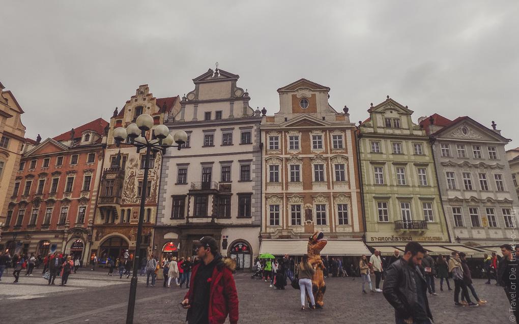 староместская площадь в праге old town square prague 4