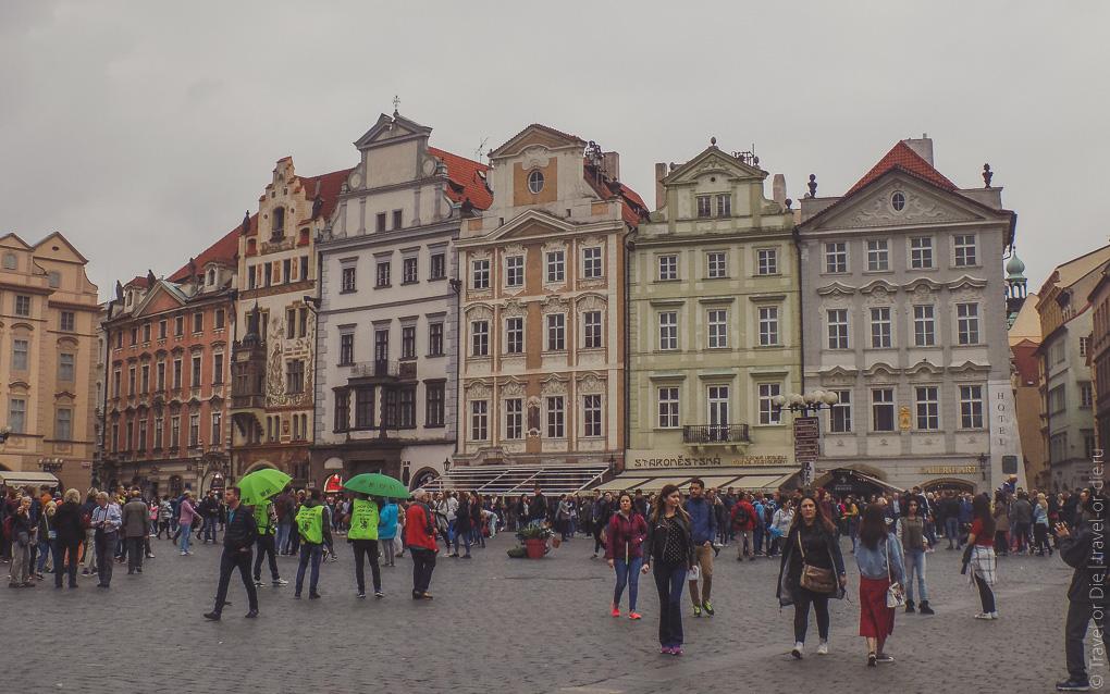 староместская площадь в праге old town square prague 6