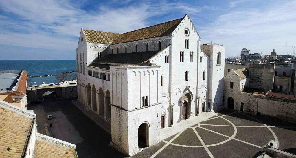 Достопримечательности Бари - Базилика Святого Николая