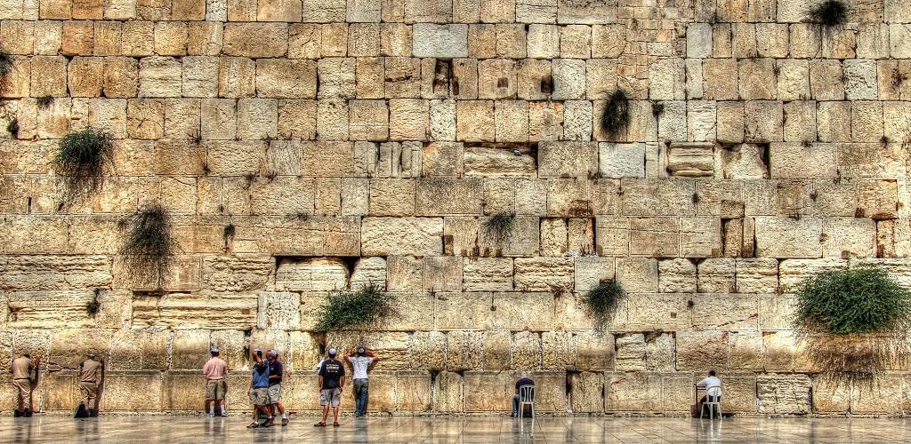 Достопримечательности Иерусалима - Стена Плача