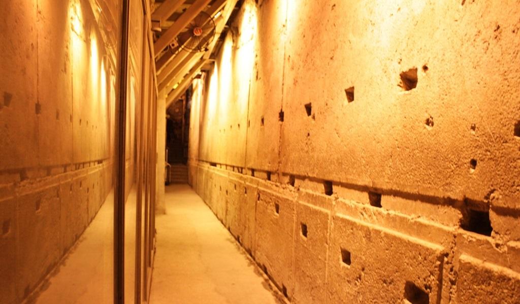 Достопримечательности Иерусалима - Тоннель Западной стены