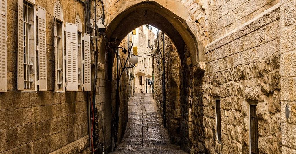 Достопримечательности Иерусалима - Виа Долороза