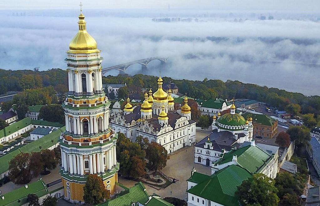 Достопримечательности Киева - Киево-Печерская лавра