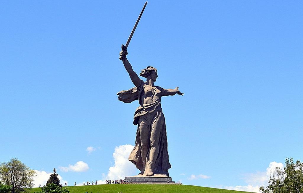 Достопримечательности Киева - Родина-мать