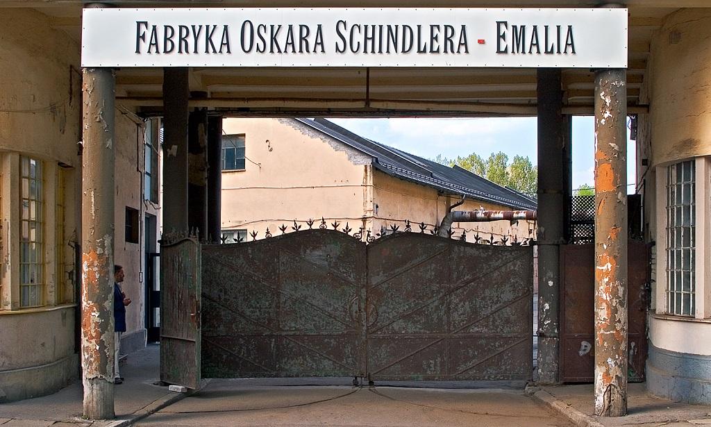 Достопримечательности Кракова - Фабрика Оскара Шиндлера