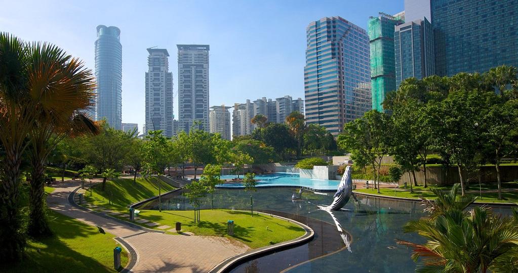 Достопримечательности Куала-Лумпура - Центральный парк Куала-Лумпура