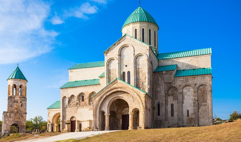 Достопримечательности Кутаиси - Храм Баграта