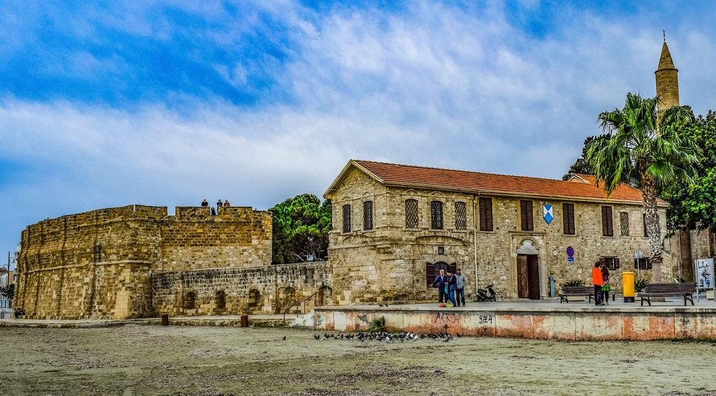 Достопримечательности Ларнаки - Ларнакский замок
