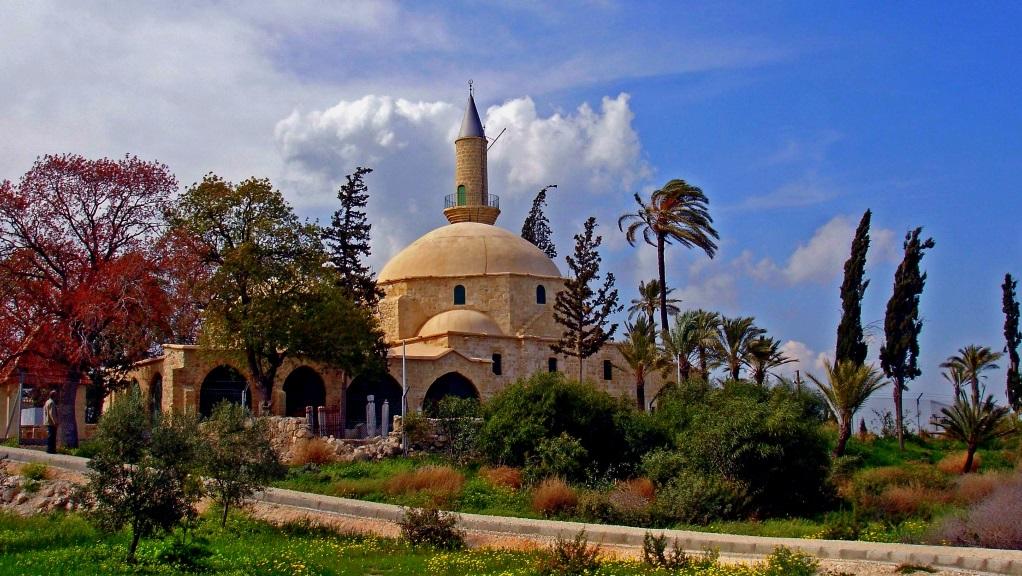 Достопримечательности Ларнаки - Мечеть Хала Султан Текке