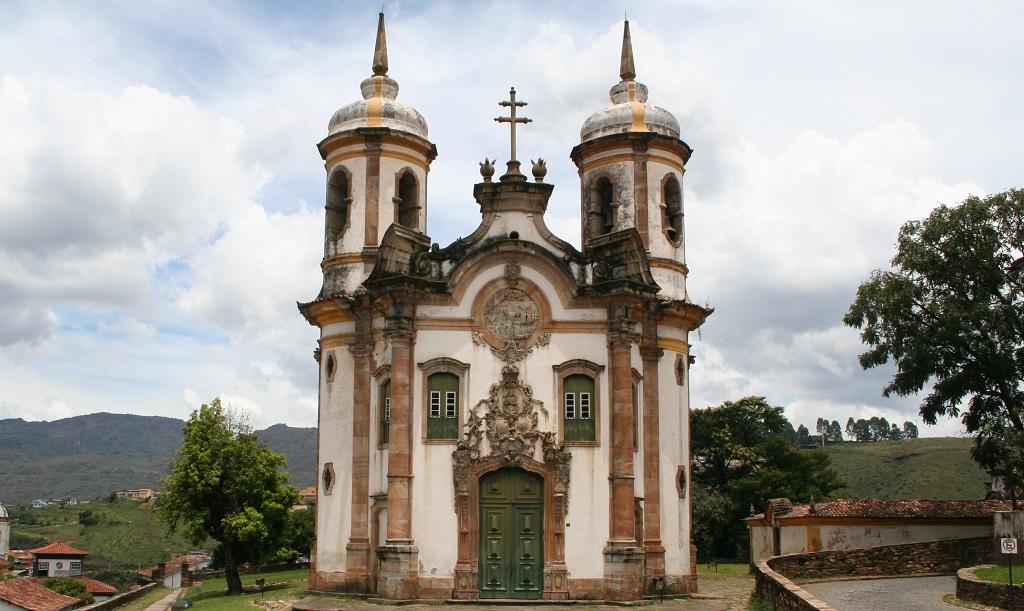 Достопримечательности Порту - Церковь Святого Франциска