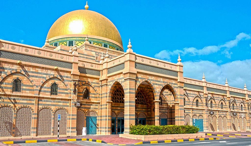 Достопримечательности Шарджи - Музей исламской цивилизации
