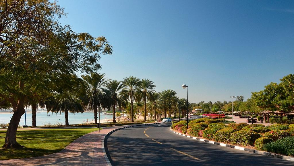 Достопримечательности Шарджи - Парк Аль-Мамзар