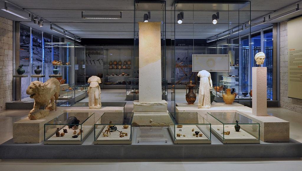 Достопримечательности Салоников - Археологический музей Салоник